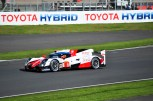 Toyota TS050 driven by Stephane Sarrazin, Mike Conway & Kamui Kobayashi