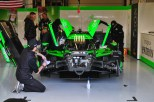 Dalziel, Derani & Cumming Extreme Speed Motorsports Ligier JS P2 - Nissan