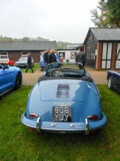 Porsche 356 1600 Cabriolet