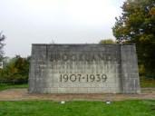 Brooklands sign