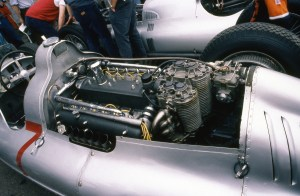 Supercharged Auto Union Type-D
