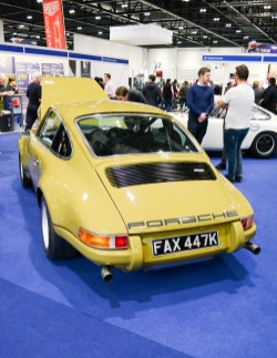 ST styled Tuthill '72 Porsche 911 2.4 (with 3.6 Litre engine)