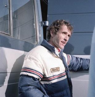 Jacky Ickx - Silverstone 1000 kms 1984