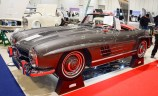 Mercedes 300SL Roadster