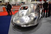Recreated Alfa Saloon bodywork