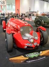 Supercharged Bentley