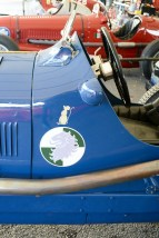 White Mouse Racing Maserati