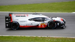 Porsche LMP Team 919 Hybrid driven by Neal Jani, Andre Lotterer & Nick Tandy