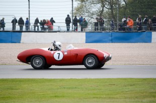 1953 Aston Martin DB2/4/ Mk I Bertone Competition Spider