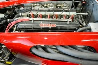 Maserati Straight 6 engine