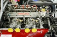 For cylinder Maserati engine