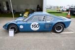 Lovely side aspect of Elva GT160