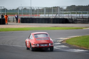 Steve Winter at Copse during the qualifying session
