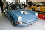 Matt Holme in the blue SWB 911