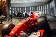 F1 Ferrari - from the period when they used to win!