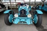 1931 Alfa Romeo 8C 2600 Monza
