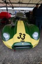 Knobbly Bodied Lister Jaguar