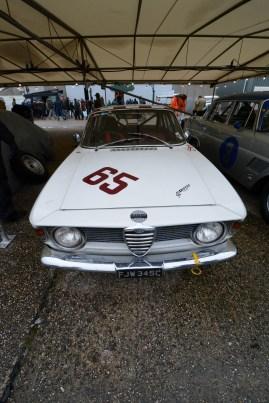 1965 Alfa Romeo Giulia Sprint GT