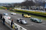The grid of Sports Racing Prototypes 1960-1966