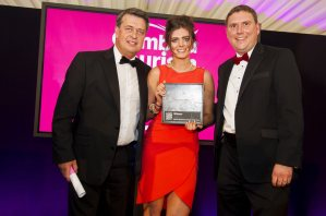 Guest Accommodation of the Year Winner - Hazel Bank Country House, Borrowdale