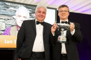 The Bernard Gooch Award for Tourism Personality of the Year Winner - Ian Stephens, Cumbria Tourism MD