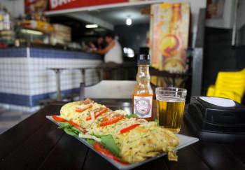 A melhor Omelete de Campinas é a do Bar Basso | Cumbuca Bares e Botecos de Campinas