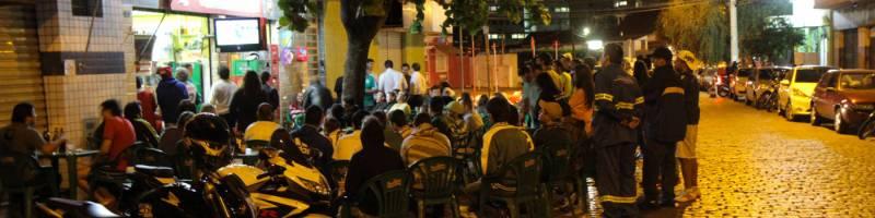 Dia de jogo do Palmeiras - Preste Atenção Bar | Cumbuca Bares e Botecos de Campinas