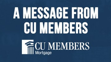 A Message About COVID-19 From CU Members Mortgage