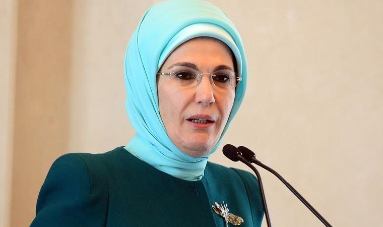 Emine Erdoğan: Mafya babaları, zorbalar rol model olamaz