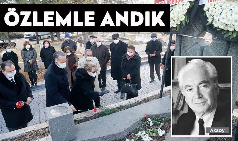 Yazarımız Prof. Dr. Muammer Aksoy'u özlemle andık: Işığıyla aydınlatmaya devam ediyor