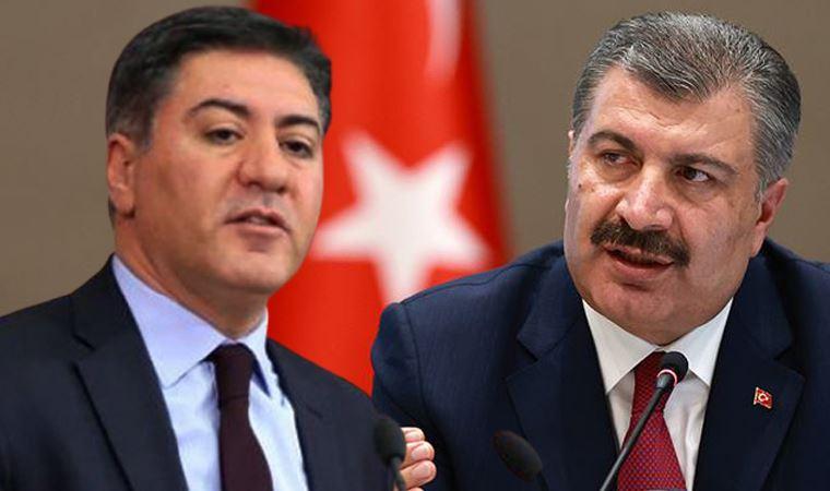 Murat Emir'den, Fahrettin Koca'ya 'aşı fiyatları' yanıtı: Çırpındıkça batıyor