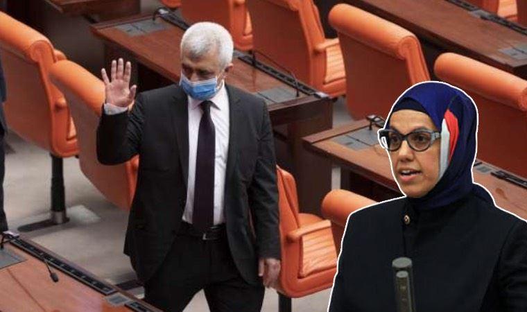 Merve Kavakcı'nın kardeşinden sert yanıt