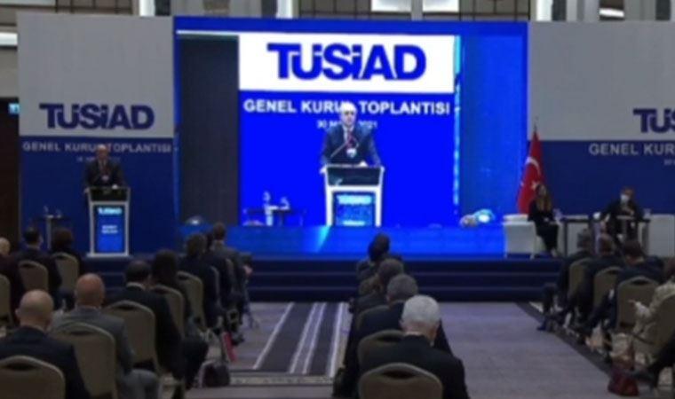 TÜSİAD YİK Başkanı Özilhan, ekonomi yönetimini eleştirdi