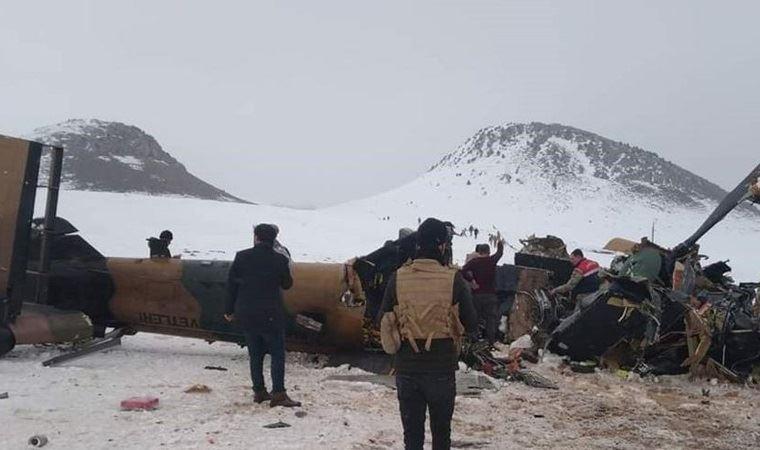 MSB'den helikopter kazasına ilişkin açıklama
