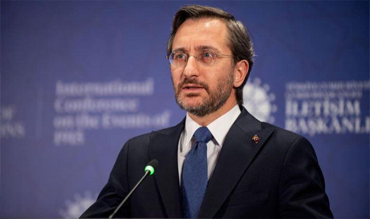 AA muhabiri bakanları zorladı, Fahrettin Altun devreye girdi