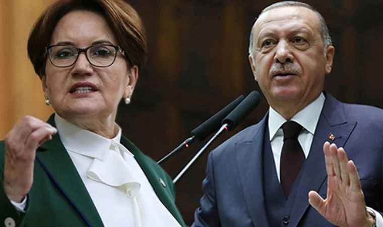 Akşener'den Erdoğan'a yanıt