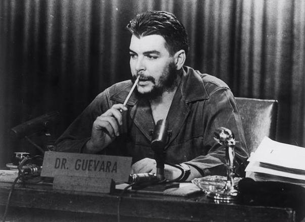 Devrimci hareketin sembol ismi Che Guevara 93 yaşında 16