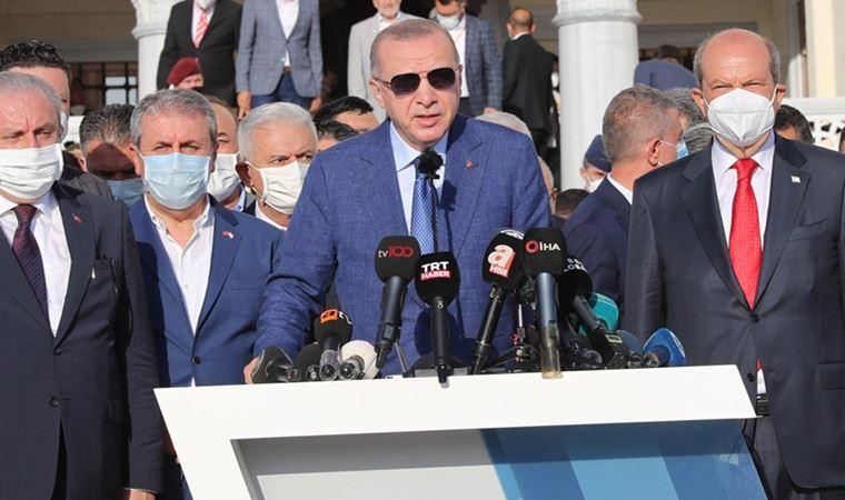 Erdoğan'dan Taliban'ın tepkisine yanıt: