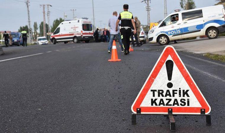 Zonguldak'ta facia: İçinde 8 kişi bulunan otomobil 20 metreden aşağıya uçtu
