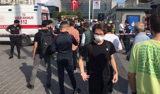 Taksim metro istasyonunda intihar eden kişi yaşamını yitirdi 14