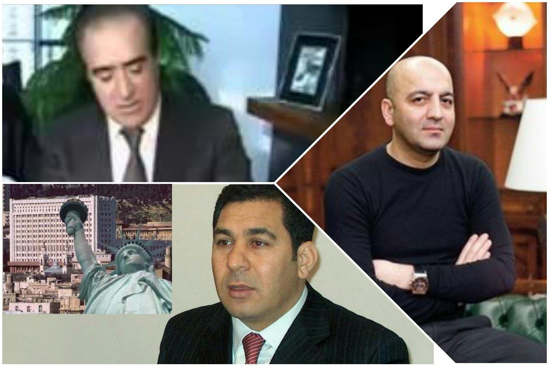 """Narıncı qalstuklunun qayıdış sirri: Fərhad Əliyev Vaşinqtonun """"Milyarderlər ..."""