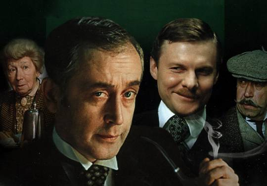 Картинки по запросу шерлок холмс и доктор ватсон саундтрек