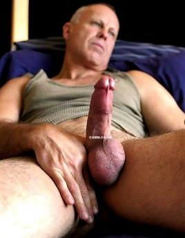 Big Mature Cock of the Month inches magazine uk