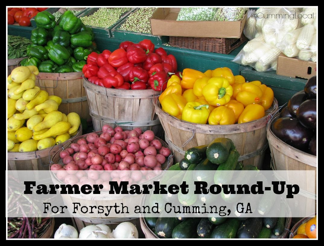 Image result for cumming farmers market