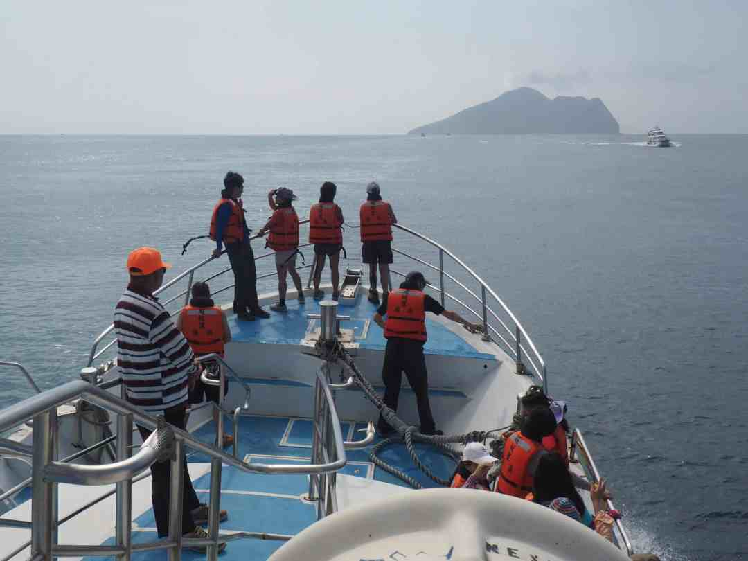 Journey to Turtle Island, Taiwan by Sarah Cheung