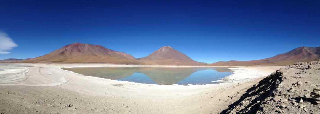 Lake in Bolivia