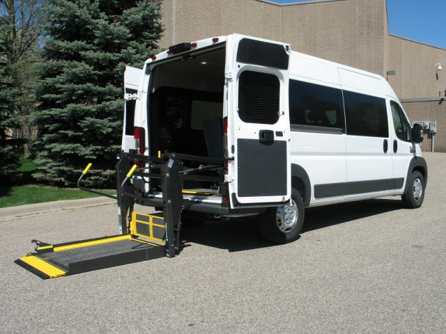 Wheelchair Vans For Sale in MN  IA  Cummings Mobility