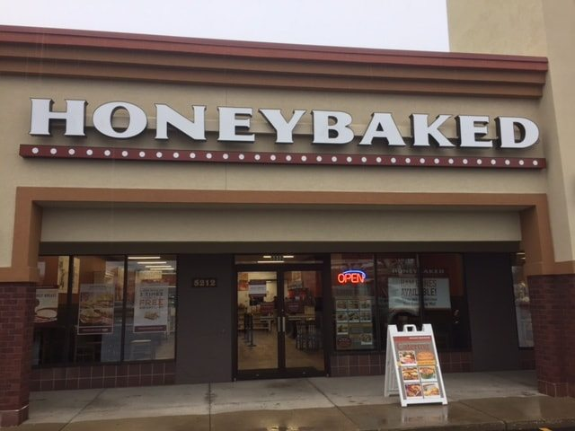 HoneyBaked Ham Store Front