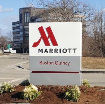Marriott Monument