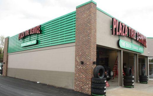 Plaza Tire Service